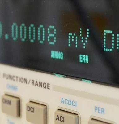 Basic Information About DC and Low Frequency Measurements