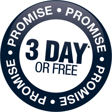 3 Day or Free Slider