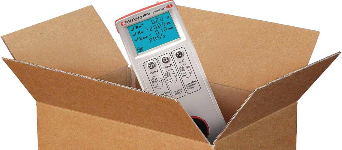 Booking Tester Box