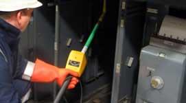 High Voltage, Utility & Rail