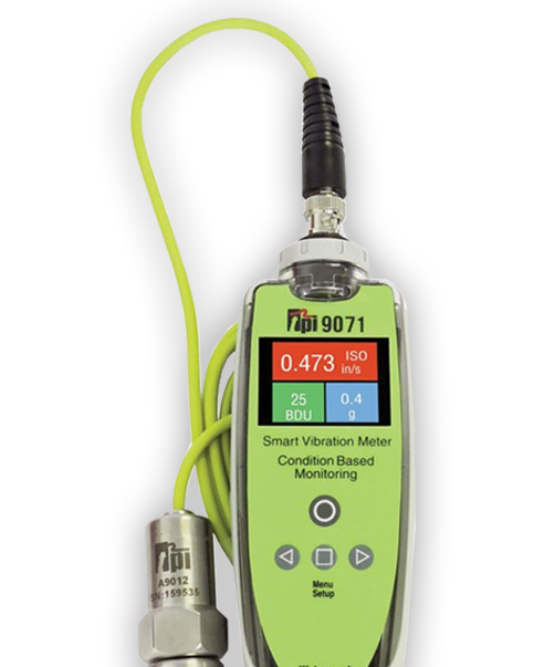 Vibration Meter Calibration