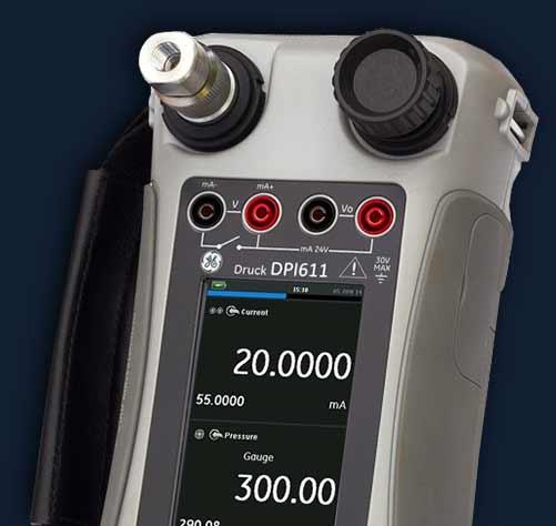 Druck Pressure Meter